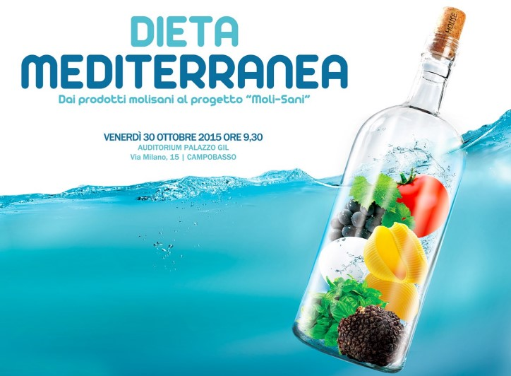 """2031MEDITERRANEAN DIET – From Molise products to the """"Moli-Sani"""" project"""