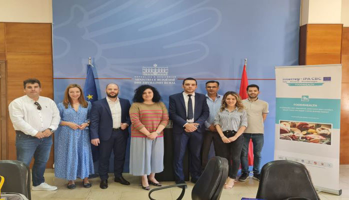 Meeting between Lead Partner (LP) and the Montenegrin partners (PP7 – PP8)
